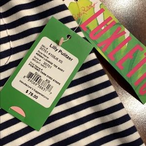 Lilly Pulitzer Tops - 🌴 NWT Lily Pulitzer Luxletic Shirt